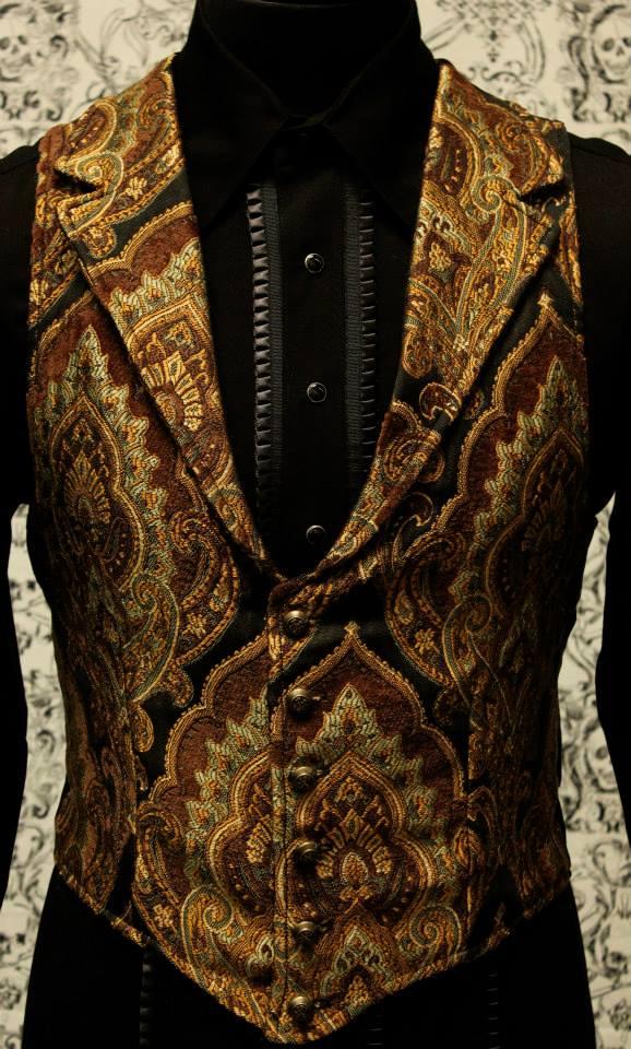 Vest, Aristocrat 3X GD/BN