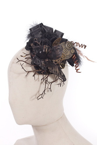 """Headdress with Gears and Branch 8"""""""