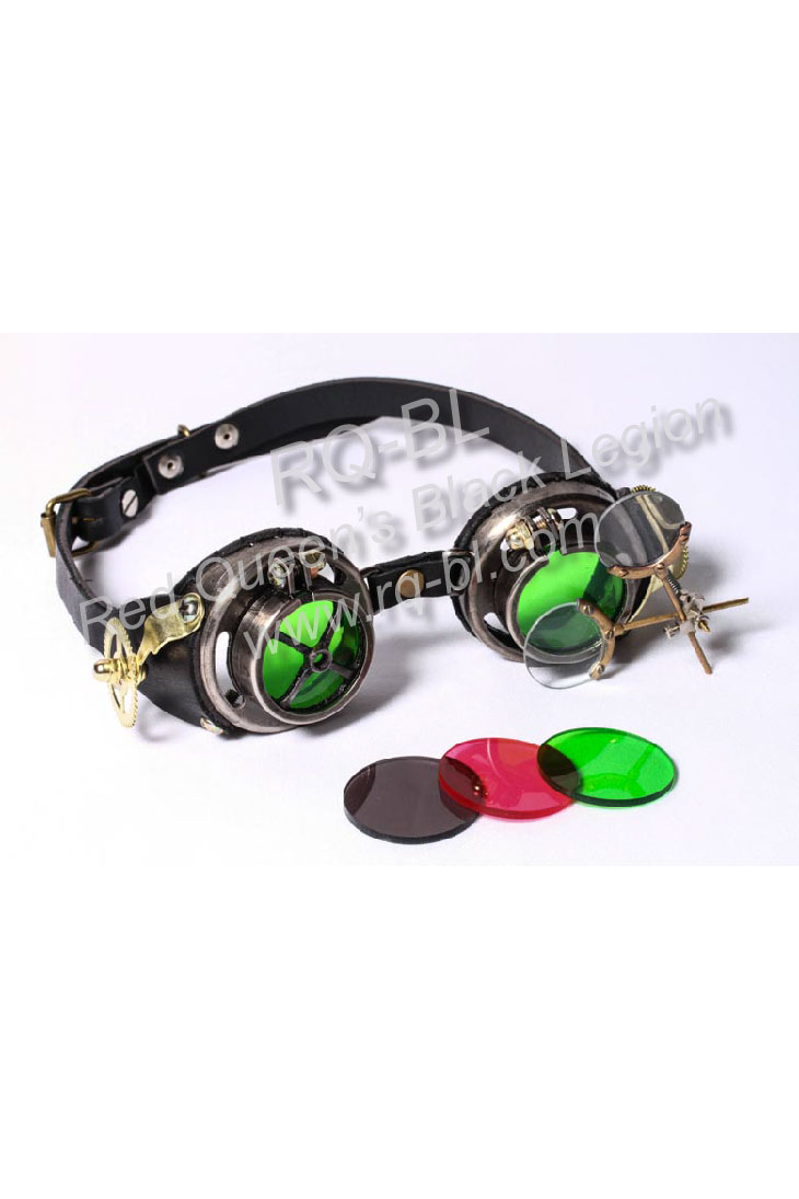 Goggles, RQ-BL Magnifier Adjustable