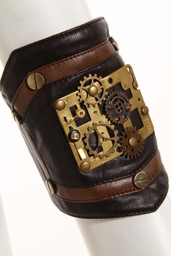 Arm accessory, Steampunk with g velcro adj