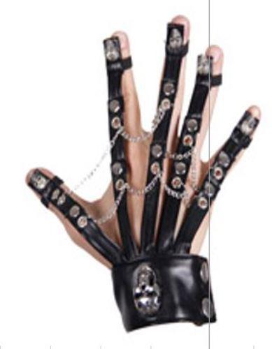 Jewelry slave bracelet w/ rings