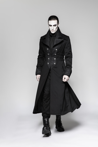 coat, Steampunk Long Frock M
