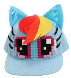 Buildable Hat, Rainbow Dash