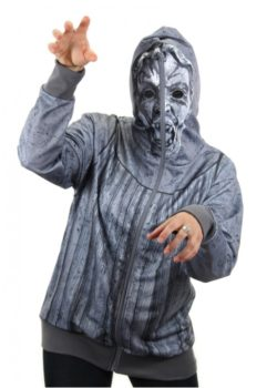 Weeping Angel Hoodie, Dr. Who Small