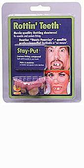 Teeth, Rotten