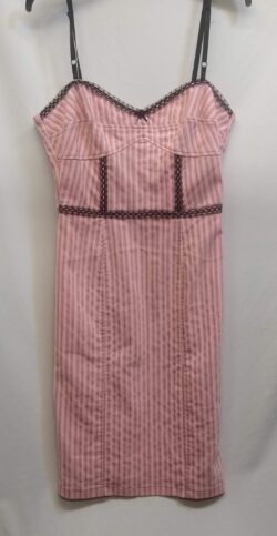"""Dress, corset, pencil, size 10 like new no stains bust: 36"""" waist: 30"""" M"""