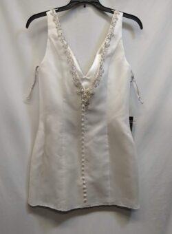 """Dress, Wedding, Kittychen, Size: 12 M bust 38"""" max waist 30"""" hip 38"""" max"""