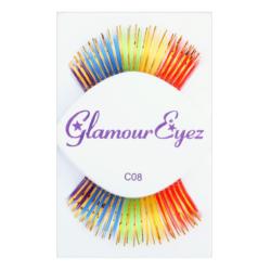 Eyelashes, Rainbow