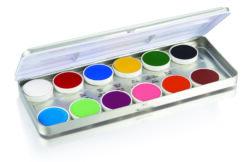 Palette, Master Creme 12color