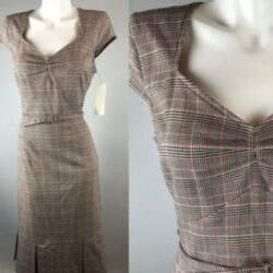 Dress, Retro, Pinup, Size XL