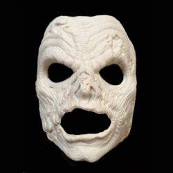 Prosthetic Full Face, Rip-Offs Skull/Zombie