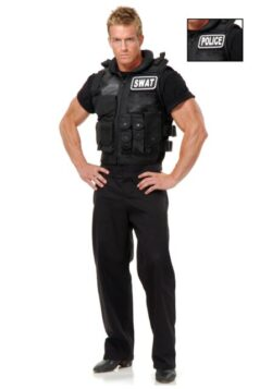 SWAT  team vest XL
