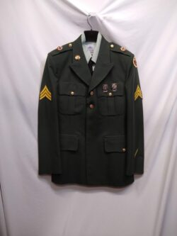 Military uniform complete M/L