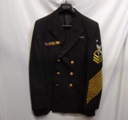 Decorated Naval Dress Coat small