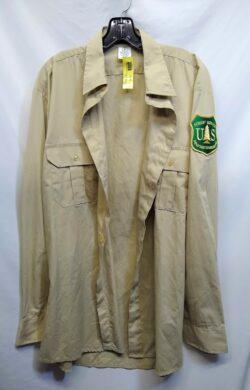 Park Ranger, USDA