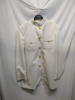 Naval Officer, Jacket & Pants large