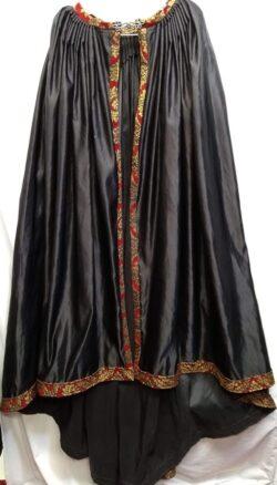 Black Velvet Cloak, Venetian OS