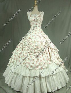 1860s Southern Belle, 2 layers S